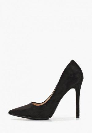 Туфли Diamantique. Цвет: черный