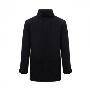 Утепленная куртка Z Zegna. Цвет: синий