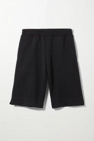 Спортивные шорты Roxy Weekday. Цвет: черный