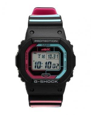 Наручные часы CASIO G-SHOCK. Цвет: стальной серый