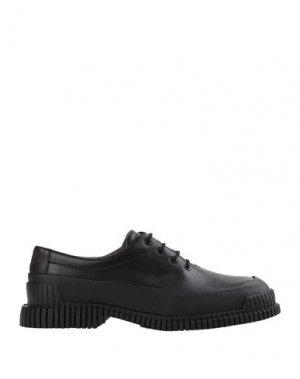 Обувь на шнурках CAMPER. Цвет: черный