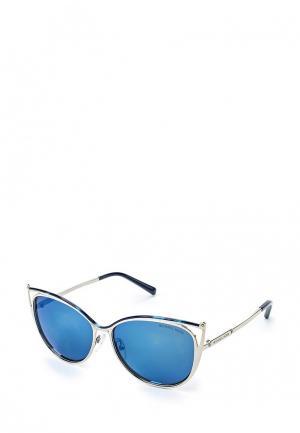 Очки солнцезащитные Michael Kors MK1020 116755. Цвет: серебряный