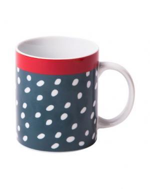 Для чая и кофе BITOSSI HOME. Цвет: темно-синий
