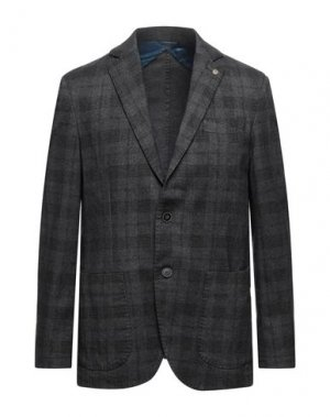Пиджак AT.P.CO. Цвет: свинцово-серый