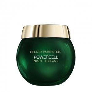 Крем для лица Powercell Night Rescue Helena Rubinstein. Цвет: бесцветный