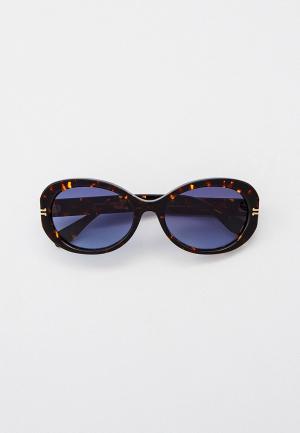 Очки солнцезащитные Marc Jacobs MJ 1013/S 086. Цвет: коричневый