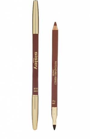 Карандаш для контура губ, оттенок 6 Шоколад Sisley. Цвет: бесцветный