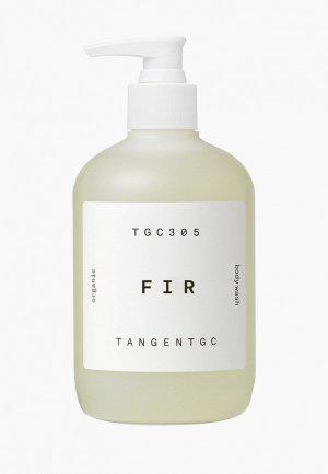 Гель для душа Tangent GC FIR, 350 мл. Цвет: прозрачный