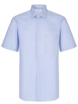 Рубашка Regular Fit хлопковая BRIONI