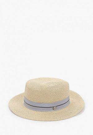 Шляпа Dispacci WH30Y19. Цвет: бежевый