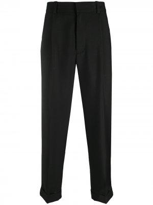 Укороченные брюки Acne Studios. Цвет: черный