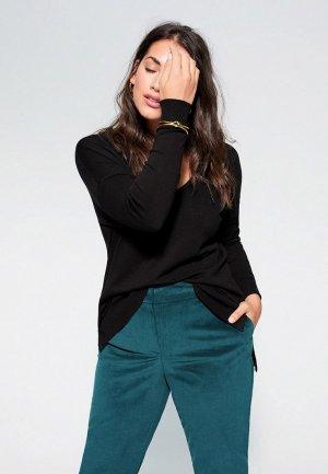 Пуловер Violeta by Mango - LISA. Цвет: черный