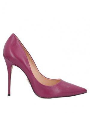 Туфли CARRANO. Цвет: розовато-лиловый