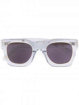 Солнцезащитные очки Pablo Karen Walker. Цвет: серый