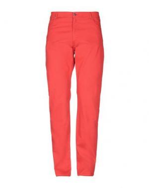 Повседневные брюки ARMATA DI MARE. Цвет: ржаво-коричневый