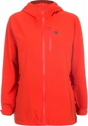 Ветровка женская Stretch Ozonic, размер 50 Mountain Hardwear. Цвет: красный