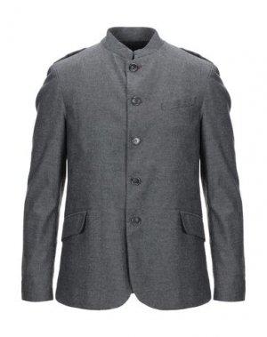 Пиджак IMPERIAL. Цвет: свинцово-серый