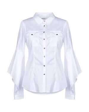 Pубашка ANNARITA N TWENTY 4H. Цвет: белый