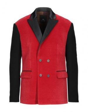 Пиджак TOM REBL. Цвет: красный