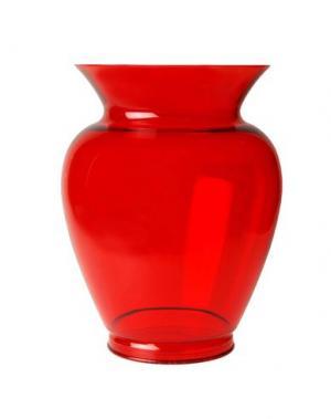 Ваза KARTELL. Цвет: красный