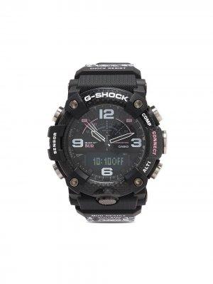 Наручные часы GGB100BTN1AER G-Shock. Цвет: черный