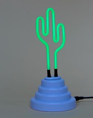 Неоновый светильник в виде кактуса -Мульти Fizz Creations