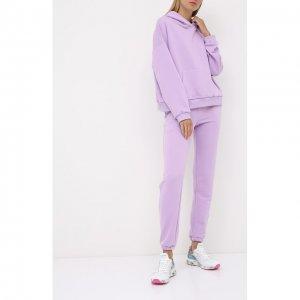 Спортивный костюм Seven Lab. Цвет: фиолетовый