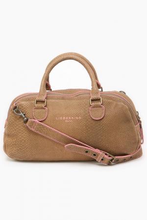 Сумка LIEBESKIND BAGS&BELTS. Цвет: коричневый