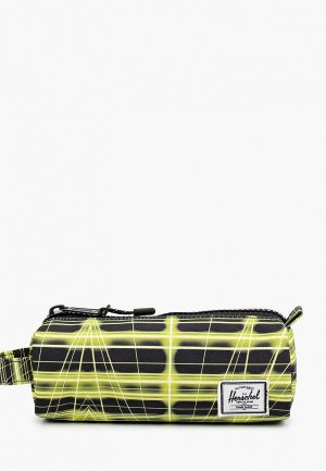 Пенал Herschel Supply Co. Цвет: желтый