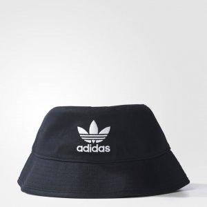Панама Trefoil Originals adidas. Цвет: черный