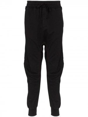 Спортивные брюки Moonshape Perth Haider Ackermann. Цвет: черный