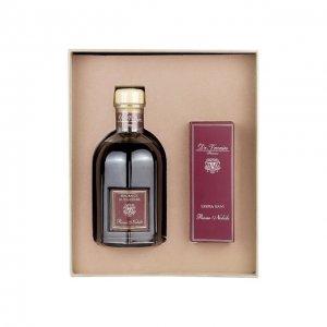 Подарочный набор Rosso Nobile с кремом для рук Dr. Vranjes Firenze. Цвет: бесцветный