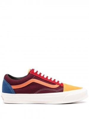 Кеды OG Old Skool LX Vans. Цвет: красный