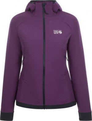 Ветровка женская Keele™, размер 44 Mountain Hardwear. Цвет: фиолетовый