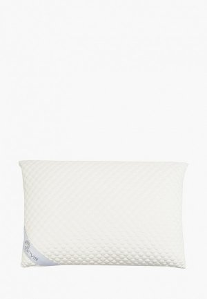 Подушка Arya home collection Super Cool, 70x50. Цвет: белый