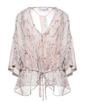 Блузка IRO. Цвет: светло-розовый