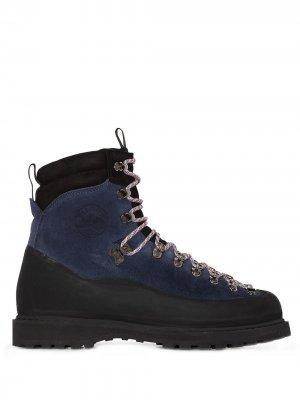 Ботинки хайкеры Everest Diemme. Цвет: синий