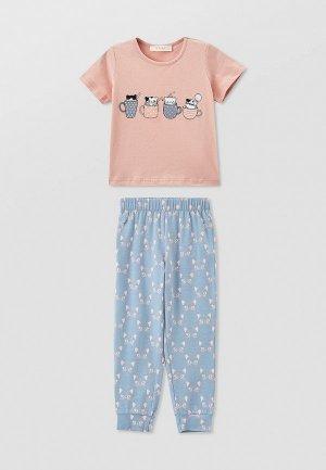 Пижама Hays. Цвет: разноцветный