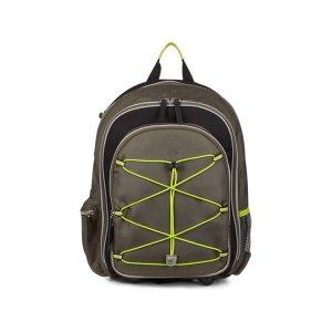 Рюкзак BACK TO SCHOOL ECCO. Цвет: зеленый