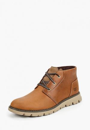 Ботинки Caterpillar SIDCUP FLEECE. Цвет: коричневый