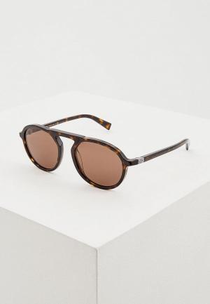 Очки солнцезащитные Dolce&Gabbana DG4351 502/73. Цвет: коричневый
