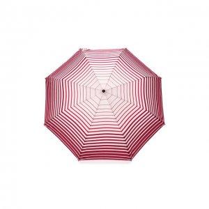 Складной зонт Doppler. Цвет: красный