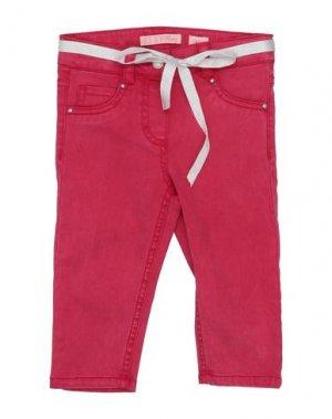 Повседневные брюки ELSY. Цвет: фуксия
