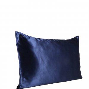 Silk Pillowcase - Queen (Various Colours) Navy Slip