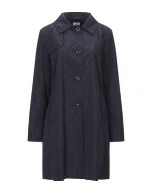 Легкое пальто CINZIA ROCCA. Цвет: темно-синий