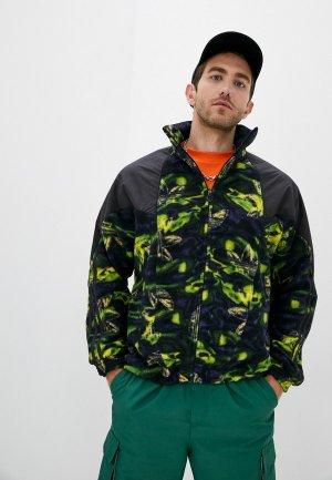 Олимпийка adidas Originals BG TF PRINT TT. Цвет: разноцветный