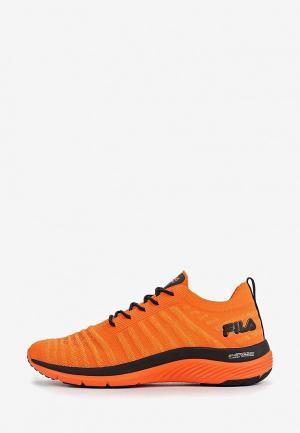 Кроссовки Fila WEBBYROLL 3.0 M. Цвет: оранжевый