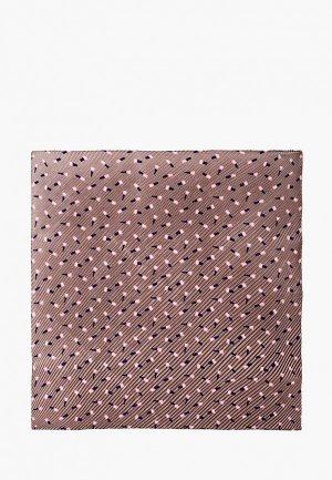Платок Labbra. Цвет: коричневый