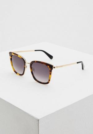 Очки солнцезащитные Love Moschino MOL007/S 05L. Цвет: коричневый