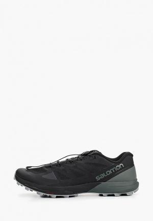 Кроссовки Salomon SENSE PRO 3. Цвет: черный